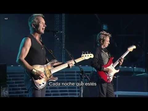 The Police - Every Breath You Take [2013] - Subtitulos en Español