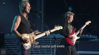 The Police - Every Breath You Take [2013] - Subtitulos en Español