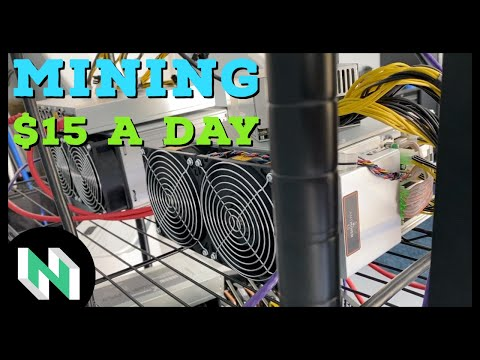 Analyzing The Cryptocurrency Mining Profitability Of A New ASIC Mining Rig