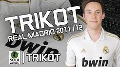 Real Madrid Home-Trikot | Saison 2011/12 | Trikot-Review Folge 1