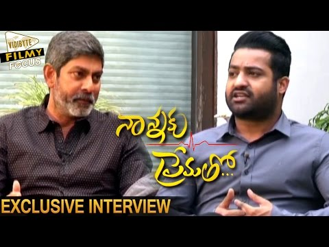 Nannaku Prematho Exclusive Interview with NTR and Jagapathi Babu || Full Video || Rakul Preet