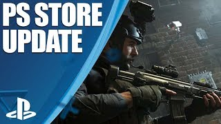 PlayStation Store Highlights - 23rd October 2019
