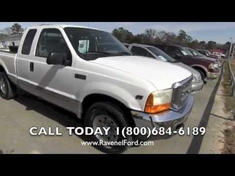 1999 Ford F 250 Xlt Supercab Review Charleston Truck Videos For Ravenel