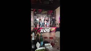 Награждение по итогам сезона 2019 года. RDS GP. Фёдор Воробьев (Instagram live от 21.10.19)