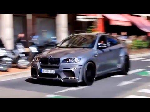 Hamann X6 Tycoon Evo M Loud Accelerations Youtube