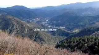 Le tour de L,Orsanne St Sauveur de Montagut