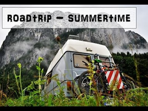 Roadtrip Europe SUMMERTIME! - LT28 - FreeYourself