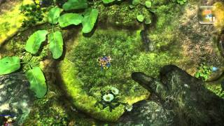 Pikmin 3 - Collect Treasure - Stage 10: Shaded Garden Remix - 3270 [Platinum Medal]