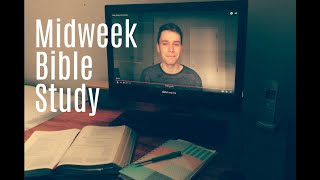 Psalm 96: Mid-Week Bible Study (29/4/2020)