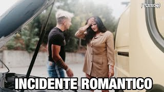 UN INCIDENTE ROMANTICO...