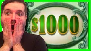 $25/Spin RARE EVENT! ** MUST SEE ** 3 PROGRESSIVE JACKPOTS IN ROW! BETTER THAN JACKPOT W/ SDGuy1234