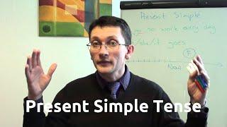 Простое настоящее (present simple) время глаголов английского языка