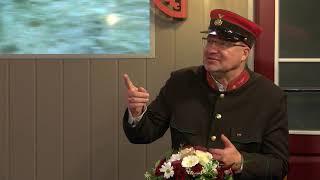 """Raidījums """"Vilciens Rīga - Valka"""". Igo un Ēriks Upenieks (18.11.2018.)"""