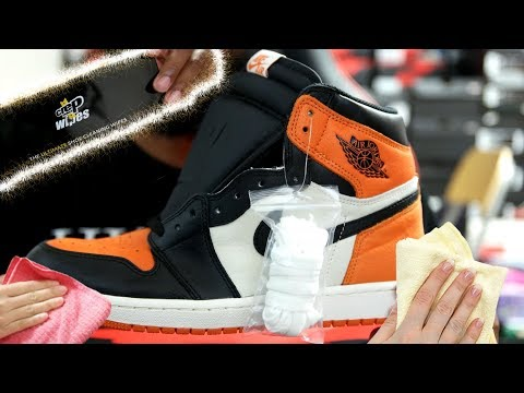 HOW TO KEEP YOUR JORDANS CLEAN