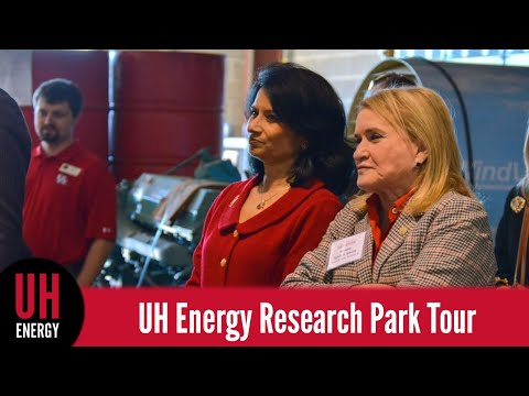 University of Houston - Visit with Chris Smith, Assistant Secretary of Fossil Energy