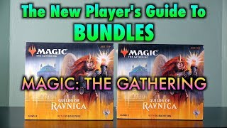 MTG - The New Player's Guide To Buying a Bundle for Magic: The Gathering
