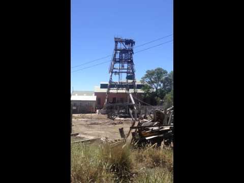 Headgear - De Beers Mine Kimberley 2