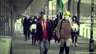 ANONYMOUS DÜSSELDORF -  RAID TRAILER [14.07.2012]