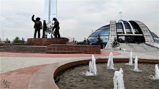 Темиртау центральная площадь города