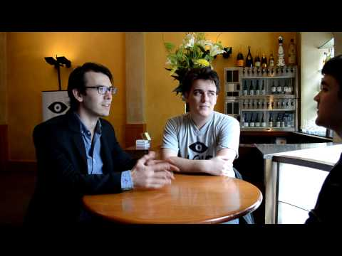 Oculus Rift GDC 2013 -- Interview with Palmer Luckey and Nate Mitchell