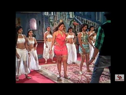 making of ghayal yodha item songs by anthony