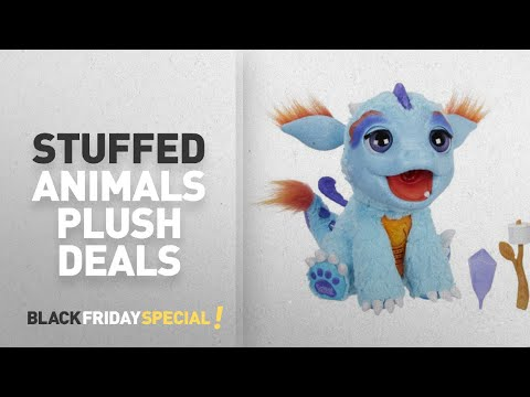 Walmart Top Black Friday Stuffed Animals Plush Deals: FurReal Friends Torch, My Blazin' Dragon