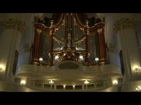 """HHans Nr. 21 """"Orgelanlage Michel"""" Dez. 2009"""