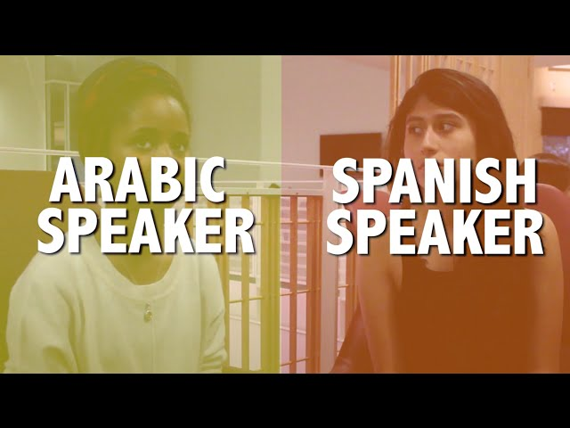 USC students make videos on Spanish and Arabic similarities | Fusion