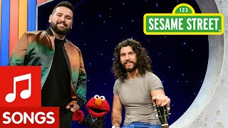 I Don't Want to Live on the Moon feat. Dan + Shay | The Not-Too-Late Show with Elmo