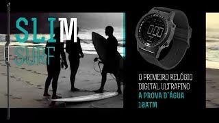 Relógio Mormaii Slim Surf