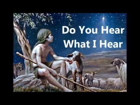 Do You Hear What I Hear - Lyrics