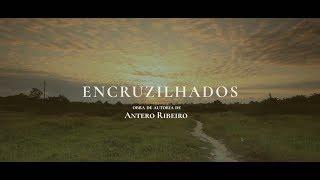 capa de Encruzilhados de Antero Ribeiro