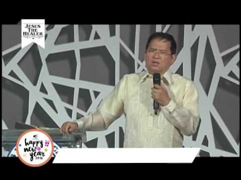 Bro. Eddie Villanueva | Biblical Guidelines for 2016