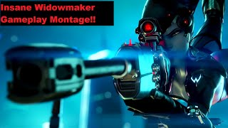 Shot To The Face And Im To Blame! Awesome WidowMaker Montage 3! Overwatch!!