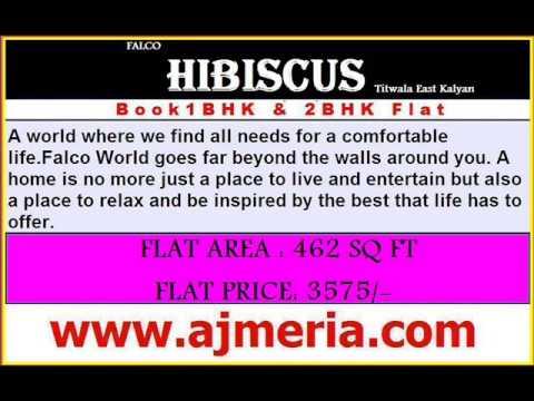 HIBISCUS-Apartments-at-Titwala-east-kalyan-Falco-1RK-1BHK-Apartments-residential-property-ajmeria.com