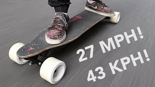 BOOSTED BOARD SPEED HACK! *worth it*