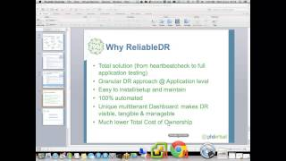 PHD Virtual: DR Testing and ReliableDR Comparison to VMware Site Recovery Manager - DABCC Live #22