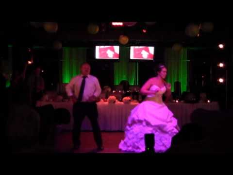Danse de noces père et fille / Father daughter wedding dance