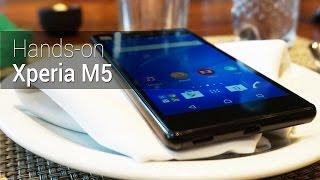 Hands-on: Sony Xperia M5   Tudocelular.com