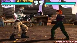 Tekken Tag Tournament - [1-on-1 Mode - HD] - P.Jack Playthrough