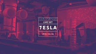 DJ Christopher - Live Set @ Tesla Budapest (2018/10/06)