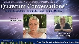 Video Lauren Galey's Quantum Conversation with Omnec Onec:  The Woman from Venus download MP3, 3GP, MP4, WEBM, AVI, FLV Desember 2017