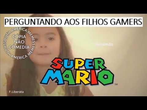 South American Memes #Sam Perguntando Aos Filho Gamers Suas Profissões