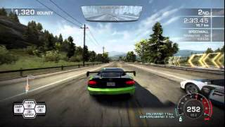 Need For Speed Hot Pursuit  Memorial Valley Double Jeopardy Hot Pursuit Gold HD