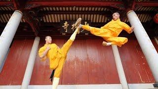 ШАОЛИНЬ-ЦЮАНЬ. (Китай). Боевые искусства мира / Shaolin Chuan. (China). Martial arts world
