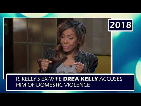 TIMELINE: History Of R. Kelly Sex Abuse Allegations