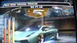 My Midnight Club 3 DUB Editon Class-A Cars