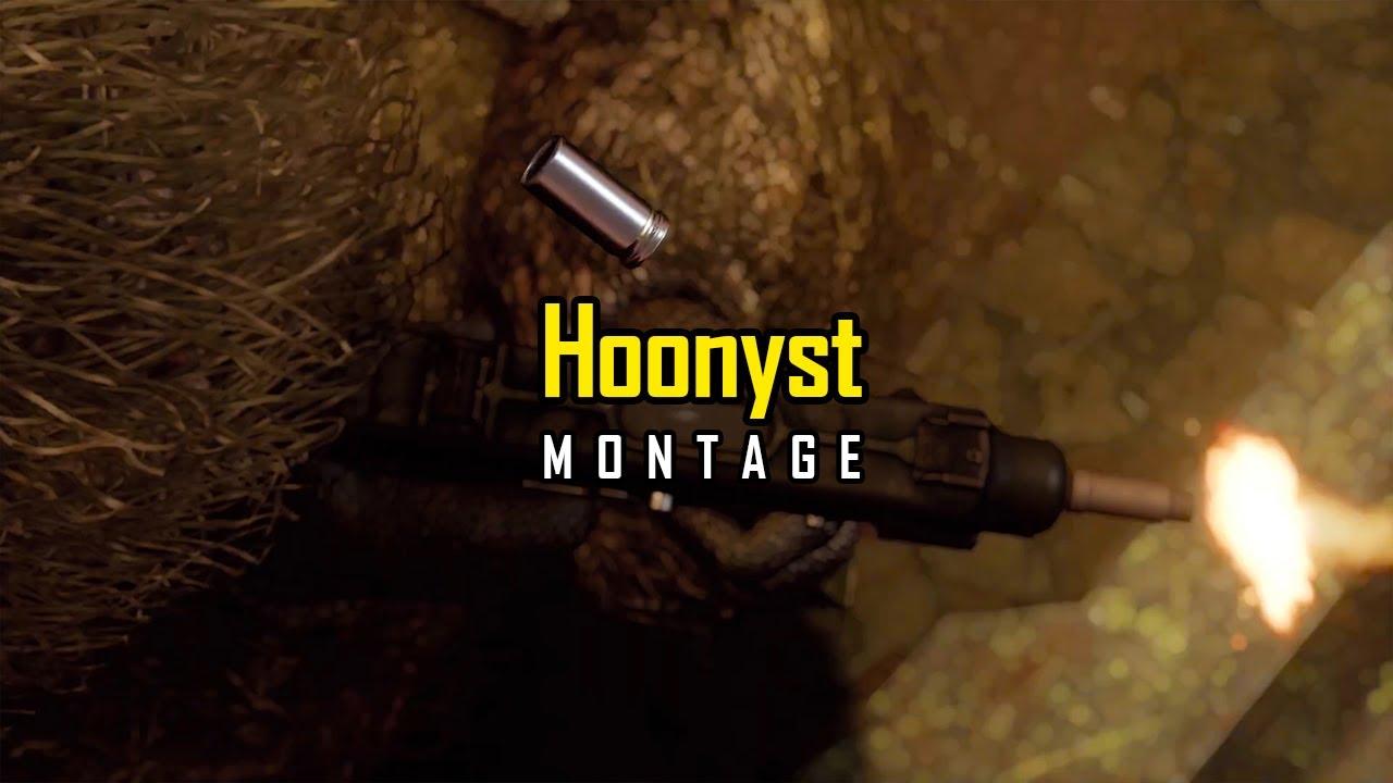카배 고인물, 핵샷 주의 'Hoonyst'|배그 매드무비 PUBG Montage [TPP]