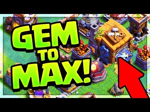 200,000 GEMS! How Far Will They Go in Clash of Clans Builder Hall 7?