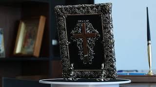 Икона настольная Богородицы Казанская